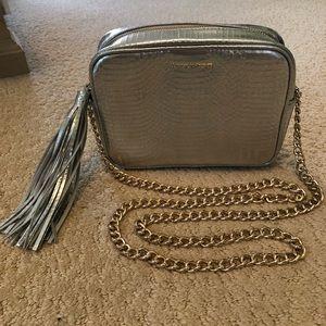 VS fashion show crossbody bag